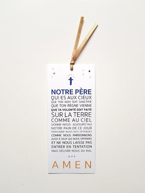 Signet Notre Père (petit format)