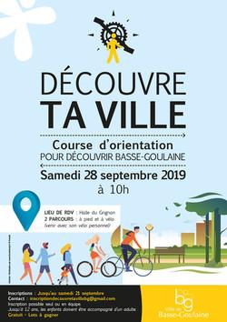 Flyer - ville de Basse-Goulaine