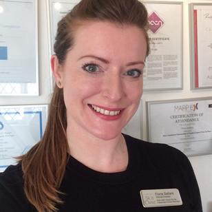Fiona Sellars - Aesthetics Nurse