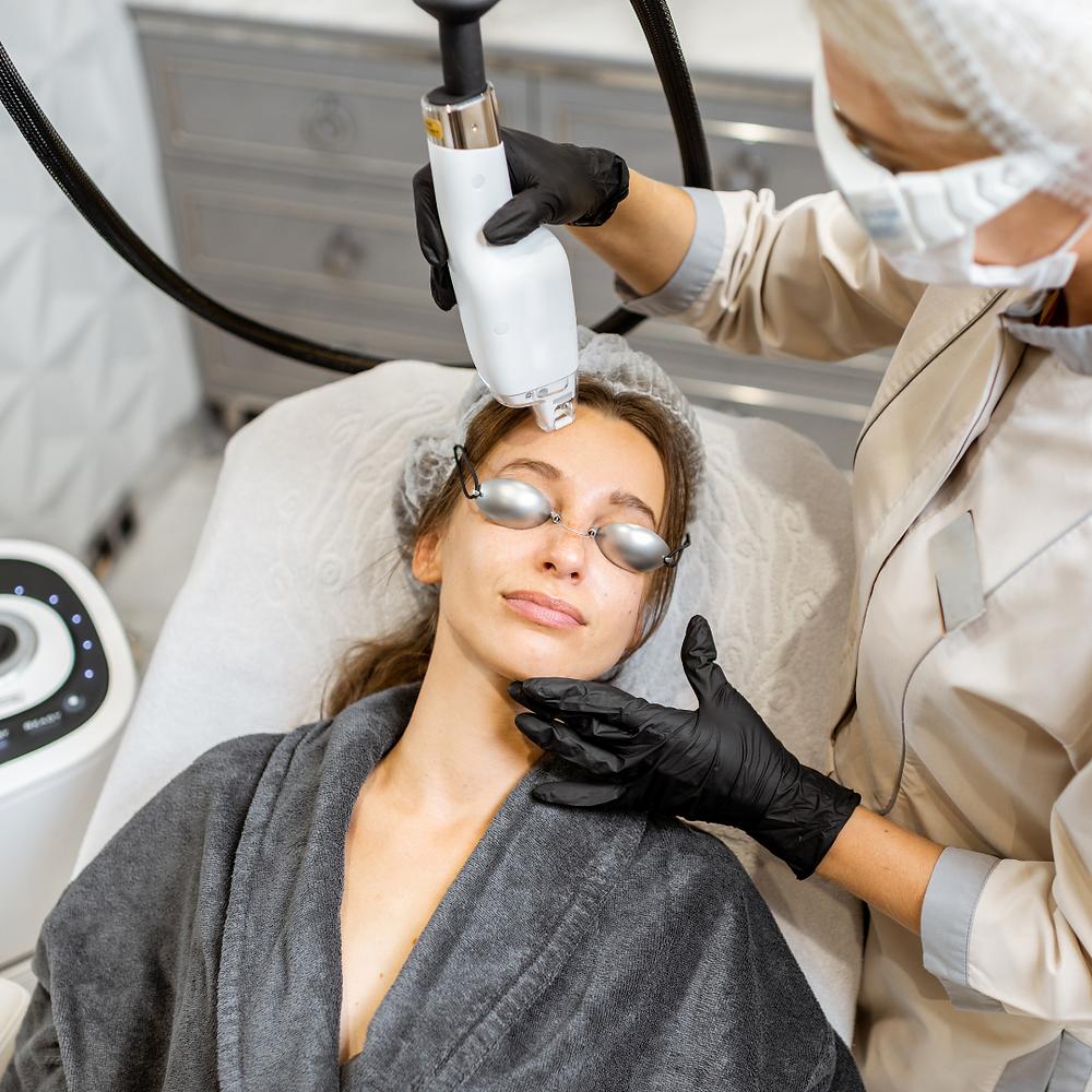 Laser Resurfacing treatment Birmingham