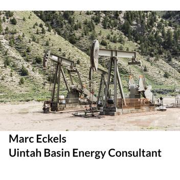 Marc Eckels, Uintah Basin Energy Consultant