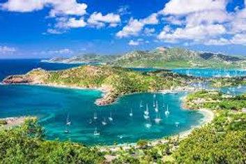Caribbean Vacation!
