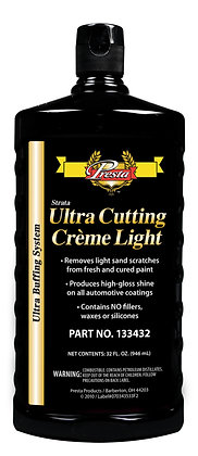 Ultra-Cutting Créme Light Hieno hionta-aine 946ml
