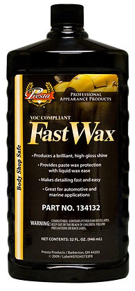 Fast Wax™ 946ml - Ammattilaisten Uudenauton Vaha