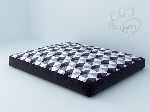 Triangular Chessboard Bed