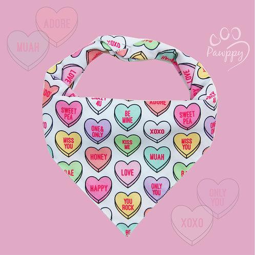 Sweetheart Bandana