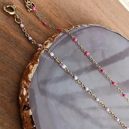 Bracelet Perlée