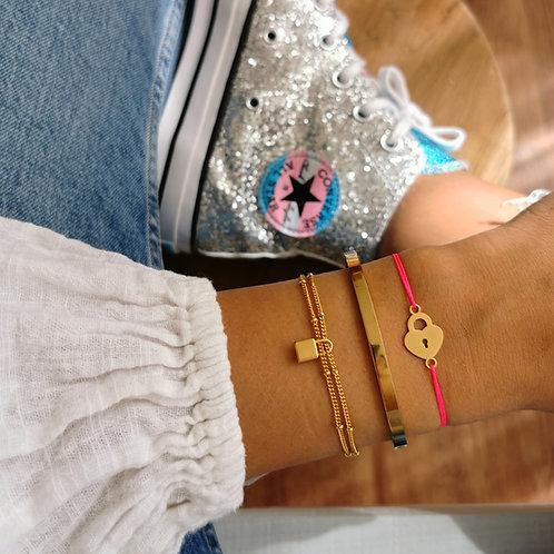 Bracelet Double Cadenas