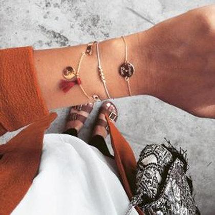 Bracelet Souvenir chaîne
