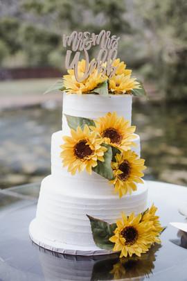 Lytle creek California wedding photographer southern california elopement photos wedding inspiration country wedding cake