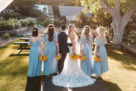 Lytle creek California wedding photographer southern california elopement photos wedding inspiration country wedding bridesmaids