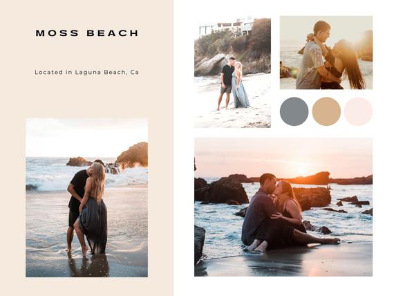 laguna beach california photographer engagement couples photoshoot