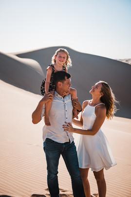 glamis sand dunes california family photographer