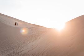 glamis sand dunes engagement