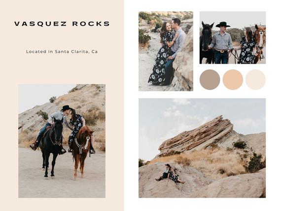 vasquez rocks california santa clarita engagement photographer