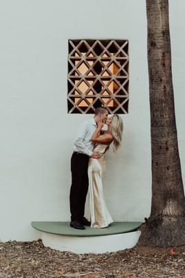 claremont california elopement photographer