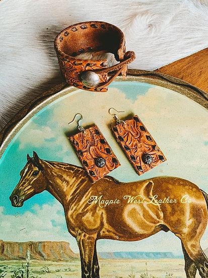 Upcycled Jewelry Set