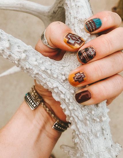 Cowboy Gal Nails