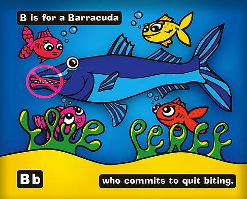Barracuda by Elle Bucko