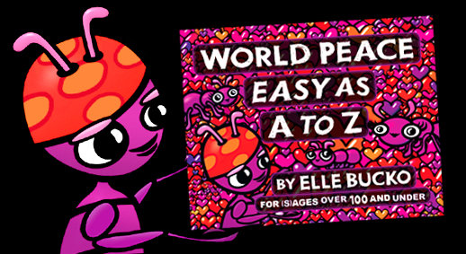 World Peace Easy as A to Z