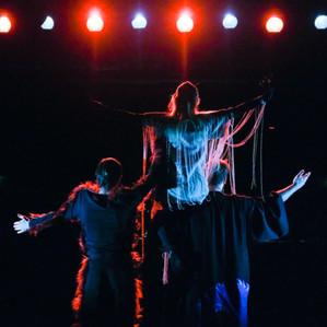 Rumble,  Je ne connais pas Wounded Knee bien qu'il me hante - Par le No More Reality Ensemble