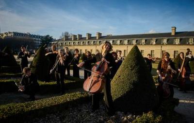 Ensemble Pulcinella - Ophélie Gaillard