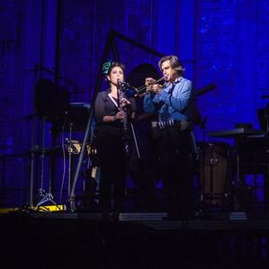 Donnerstag aus Licht de Karlheinz Stockhausen -  Opéra mis en scène par Benjamin Lazar dans le cadre du Festival d'Automne à Paris