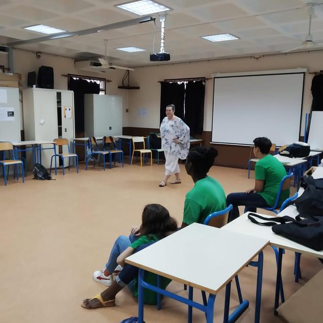 Collège Agarande 02/2020
