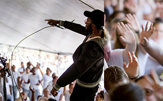 One More 'Thank You' to Peoria - Josiah Williams