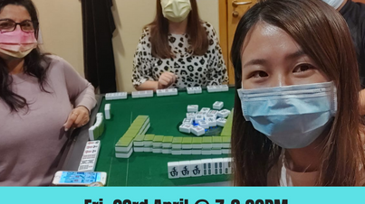 Mahjong for beginners & board game nite, Fri, 23 Apr @ Wanchai