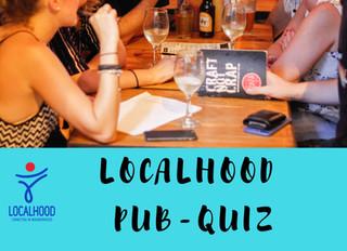 LocalHood Pub Quiz