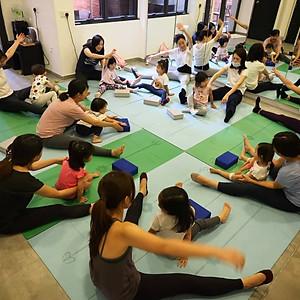 Infant & Parent Yoga_22 April 19