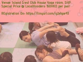 LocalHood invites you to: Toddler n Parent Yoga