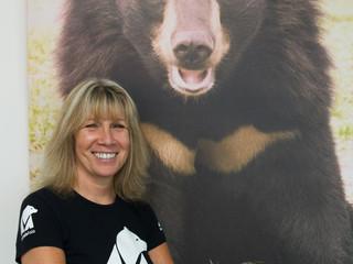 Celebrating Women (1/3) : Jill Robinson, the Bear Mama, founder of Animals Asia