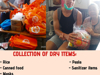 LocalHood & Sunshine-Action:  Neigbhourhood Dry Items Collect Drive