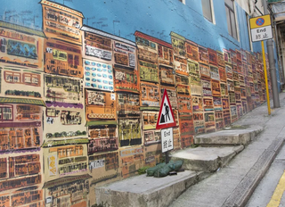 5 Iconic streets in HK Island