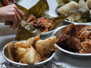 LocalHood goes Dumpling tasting, customary for Dragon Boat Fest- edition 2021😀😀