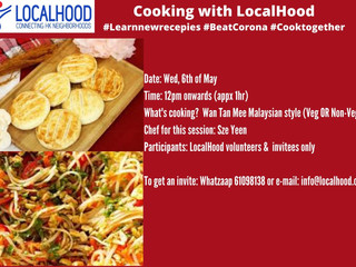 Let's C🍽️🍽️k with LocalHood