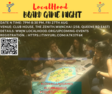 Board game night with Christine Li @ 7pm on Fri, Aug 27th @ Wanchai