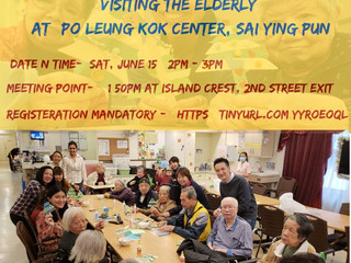 Come spread smiles: Visit to Elderly Home! Kids friendly activity!