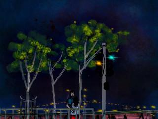 Blog Article:The hood from an artist's eye