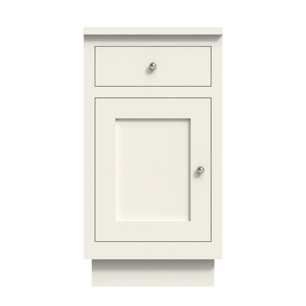 Single Door With Drawer Small