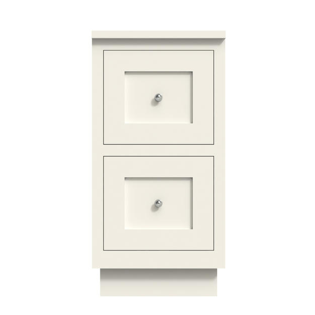 Two Drawers Small Cabinet
