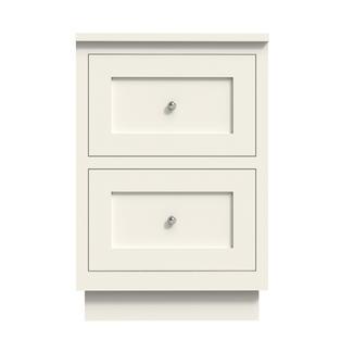 Two Drawers Medium Cabinet