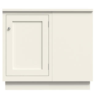 Corner Cupboard LH Medium