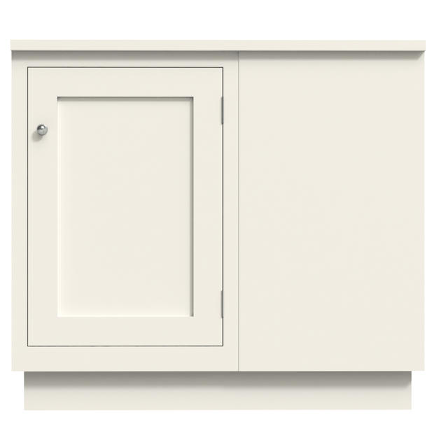 Corner Cupboard LH Medium
