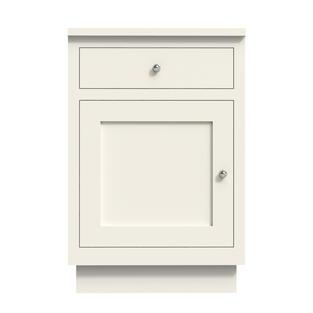 Single Door With Drawer Medium