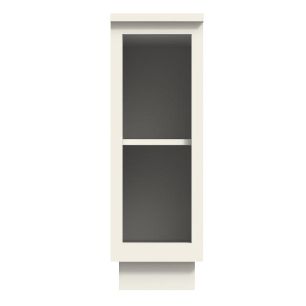 Open Shelf Cabinet Small