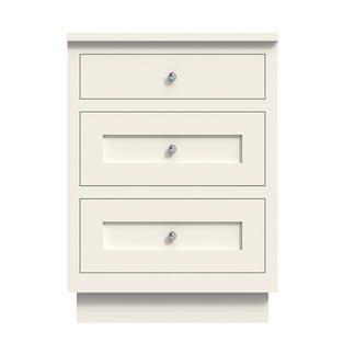 Three Drawers Medium Cabinet