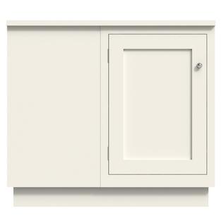 Corner Cupboard RH Medium